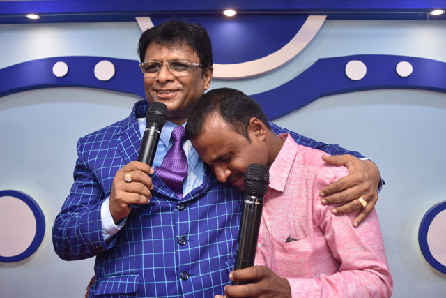 Join the Blessing and Deliverance Prayer in Bangalore on July 9th, Tuesday, 2019 by Grace Ministry Bro Andrew Richard in Nagarbhavi. Come and be Blessed.
