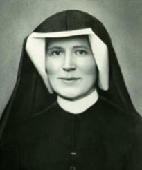 Saint Maria Faustyna Kowalska of the Blessed Sacrament who was born on 25 August 1905 in Głogowiec was a Polish Roman Catholic nun and mystic. Her apparitions of Jesus Christ inspired the Roman Catholic devotion to the Divine Mercy.