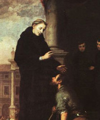 St. Thomas of Villanova who was born on 1488,8 September was a Spanish friar of the Order of Saint Augustine who was a noted preacher, ascetic and religious writer of his day.