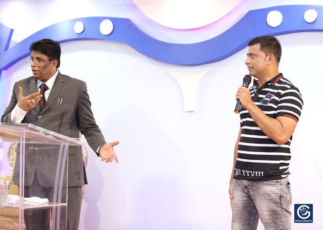 Businessman attains a complete change in life after watching the ambrosial talk of Bro Andrew Richard of Grace Ministry, Mangalore on YouTube. Read the Testimony of Srinivas, hailing from Hubli.