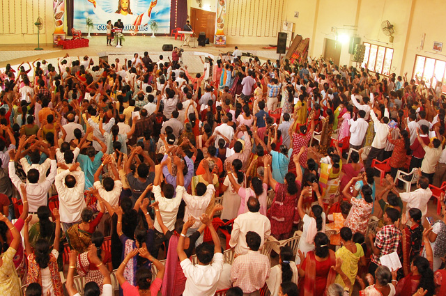 Grace Ministry is an International Charismatic ministry and a global humanitarian organization founded by Bro Andrew Richard, located in Mangalore.